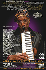All-Star fundraiser for legendary keyboardist Bernie Worrell
