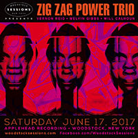 The Zig Zag Power Trio - Will Calhoun, Vernon Reid, and Melvin Gibbs  - Saturday, June 17, 2017