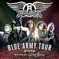 Aerosmith Blue Army Tour 2015 with special guest Living Colour
