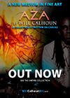 AZA by Will Calhoun, A collection of rhythm on canvas - Out Now!