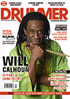 Cover of the March 2013 Drummer Magazine