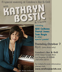 Will plays with Kathryn Bostic & Friends