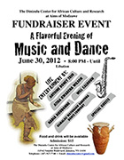Fundraiser for The Dinizulu Center for African Culture
