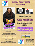 IBVF announcement of Will Calhoun's 2012 Mapex Canadian Tour