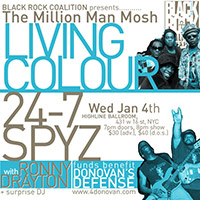"Living Color Performs in ""The Million Man Mosh"""