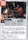 Page scan of Will in the May 2010 edition of Rhythm magazine